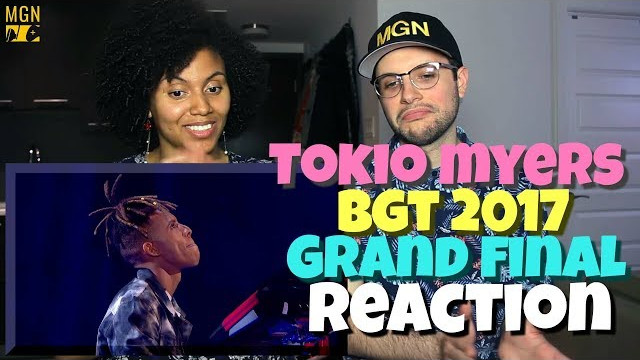 Tokio Myers – Grand Final | Britain's Got Talent 2017 | REACTION