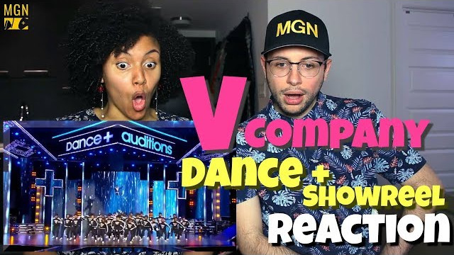 V Company – Dance + Showreel | REACTION