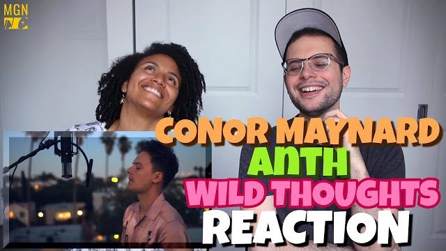 Conor Maynard & Anth – Wild Thoughts | Dj Khaled, Rihanna, Bryson Tiller | REACTION