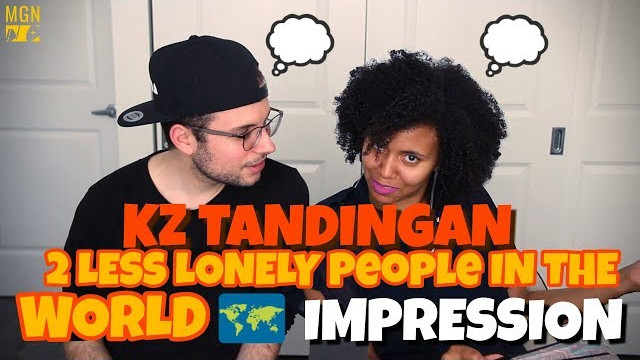 KZ Tandingan – Two Less Lonely People In The World | Kita Kita OST | IMPRESSION