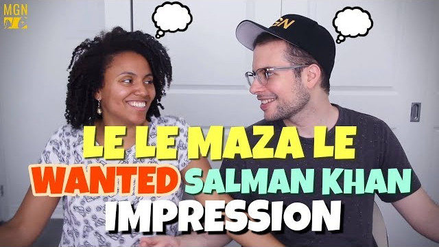 Le Le Maza Le – Wanted | Salman Khan | IMPRESSION