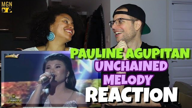 Pauline Agupitan – Unchained Melody | TNT | REACTION
