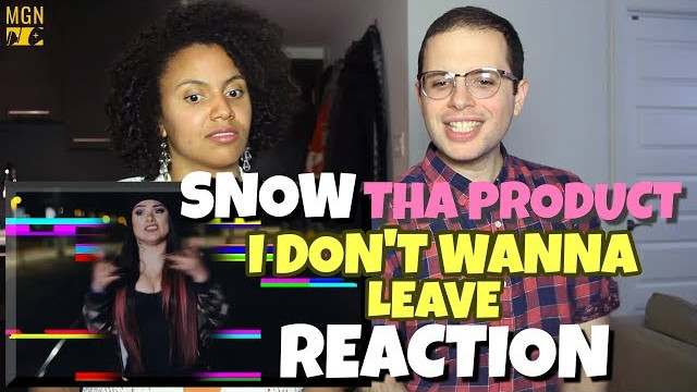 Snow Tha Product – I Dont Wanna Leave Remix   REACTION