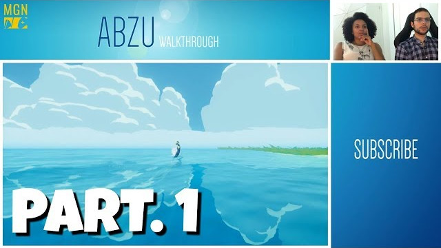 ABZU – Walkthrough Gameplay Part 1 | Let's Play