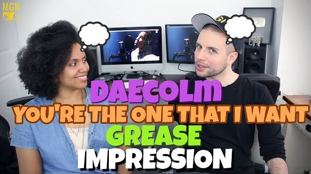 Daecolm – You're the One That I Want | Grease | Cover | IMPRESSION
