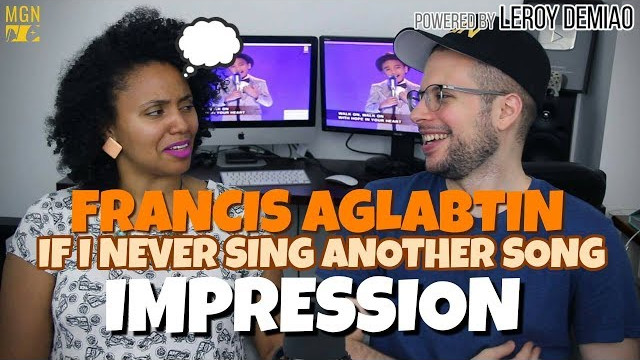 Francis Aglabtin – If I Never Sing Another Song | Lola's Playlist 2016 | IMPRESSION