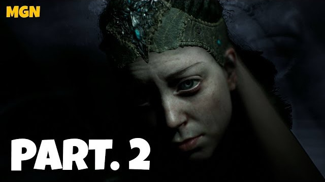 HELLBLADE SENUA'S SACRIFICE – Walkthrough Gameplay Part 2 – Let's Play