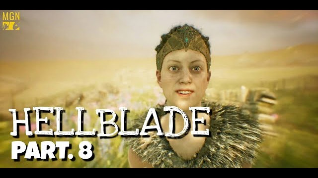 HELLBLADE SENUA'S SACRIFICE – Walkthrough Gameplay Part 8 – Let's Play