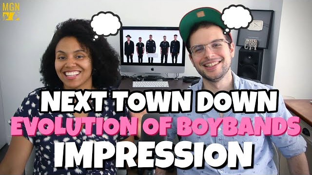 Next Town Down – Evolution of Boybands | IMPRESSION