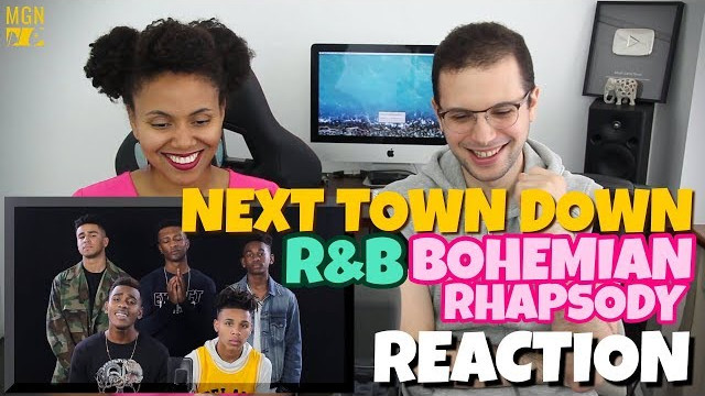The R&B Bohemian Rhapsody – Queen x Next Town Down | REACTION
