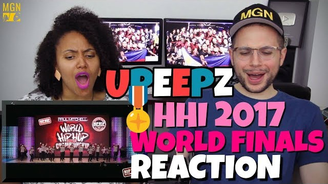 UPeepz – Philippines | Gold Medalist | HHI 2017 World Finals | REACTION