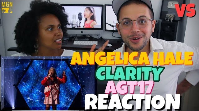 Angelica Hale – Clarity | America's Got Talent 2017 | VS | REACTION
