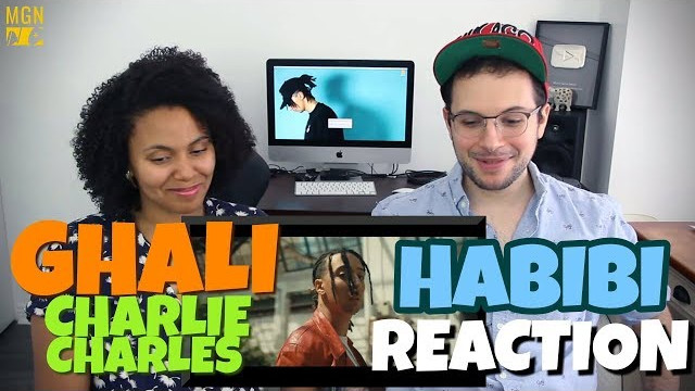 Ghali – Habibi (Prod. Charlie Charles) | REACTION