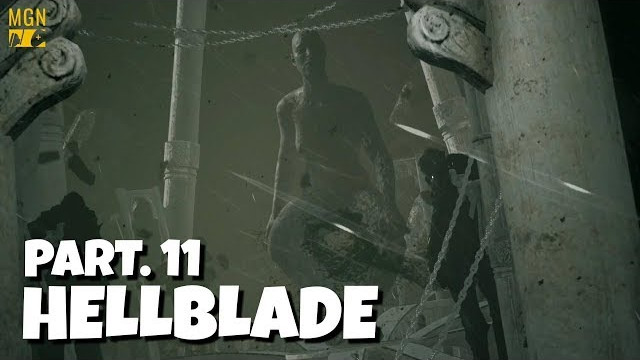 HELLBLADE SENUA'S SACRIFICE – Walkthrough Gameplay Part 11 – Let's Play