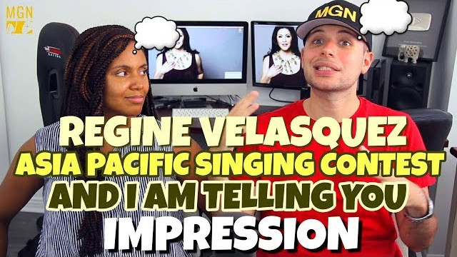 Regine Velasquez – Asia Pacific Singing Contest (1989) | And I'm Telling You | PATREON IMPRESSION