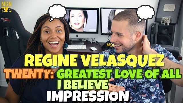Regine Velasquez – TWENTY | Greatest Love Of All | I Believe | PATREON IMPRESSION