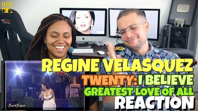 Regine Velasquez – TWENTY | Greatest Love Of All | I Believe | PATREON REACTION