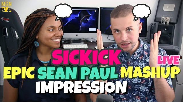 Sickick – Epic Sean Paul Mashup (Live) | IMPRESSION