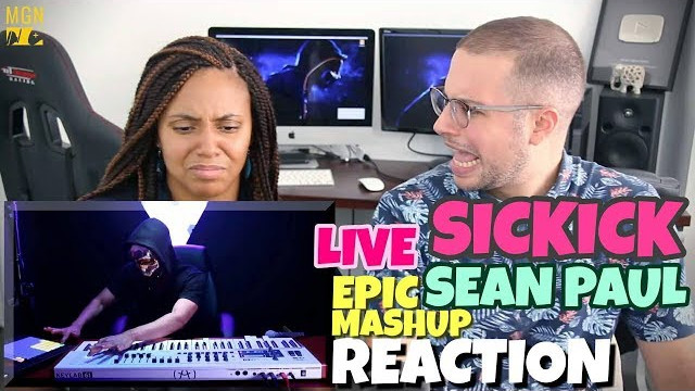 Sickick – Epic Sean Paul Mashup (Live) | REACTION