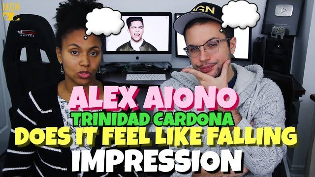 Alex Aiono – Does It Feel Like Falling (ft. Trinidad Cardona) | IMPRESSION