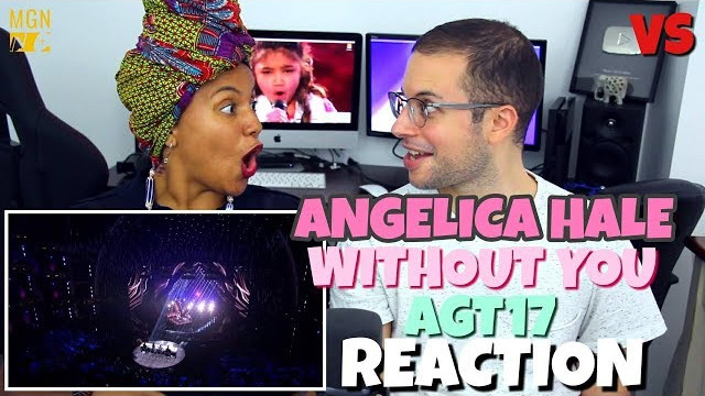 Angelica Hale – Without You | America's Got Talent 2017 | VS | REACTION