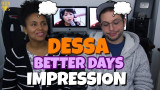 Dessa – Better Days | Dianne Reeves | Wish 107.5 FM | PATREON IMPRESSION