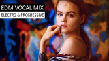 EDM Vocal Mix – Electro House & Progressive Music 2017