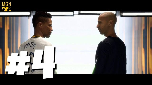 FIFA 18 – The Journey – Welcome To LA – Part 4