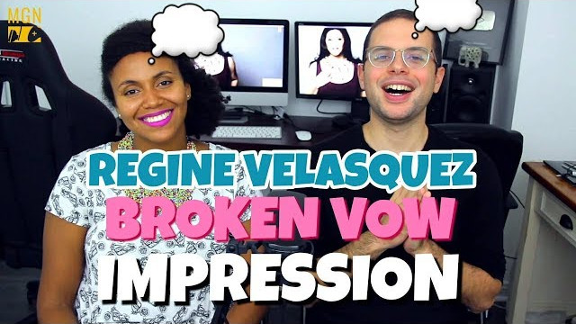 Regine Velasquez – Broken Vow | PATREON IMPRESSION