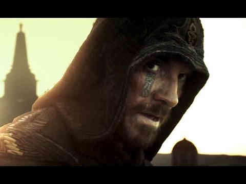 Assassin's Creed – Movie – Official Trailer Reaction