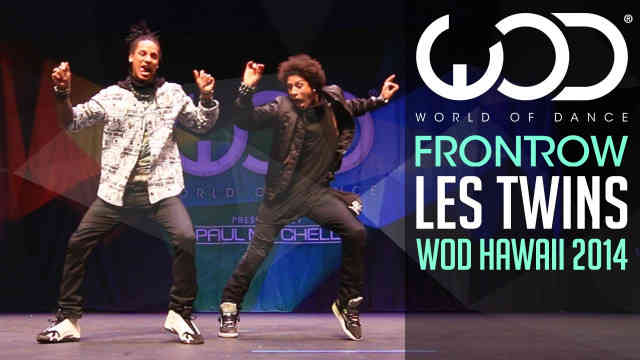 Les Twins | FRONTROW | World of Dance 2014 Reaction