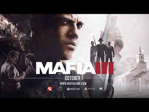 Mafia 3 – One Way Road Story – Official Trailer Reaction