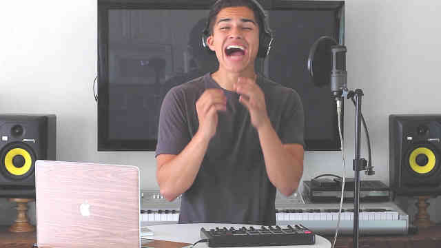 One Dance by Drake and Hasta el Amanecer by Nicky Jam | Mashup by Alex Aiono – Reaction