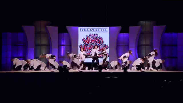 Royal Family @ HHI 2015 Finals Performance Reaction