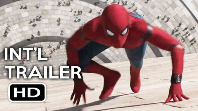Spider-Man: Homecoming Trailer Reaction