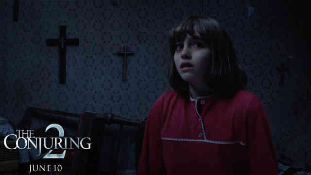 The Conjuring 2 Official Trailer Reaction