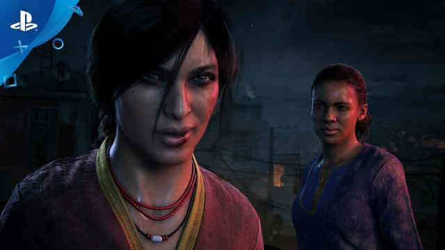 UNCHARTED: The Lost Legacy – Announce Trailer – Reaction