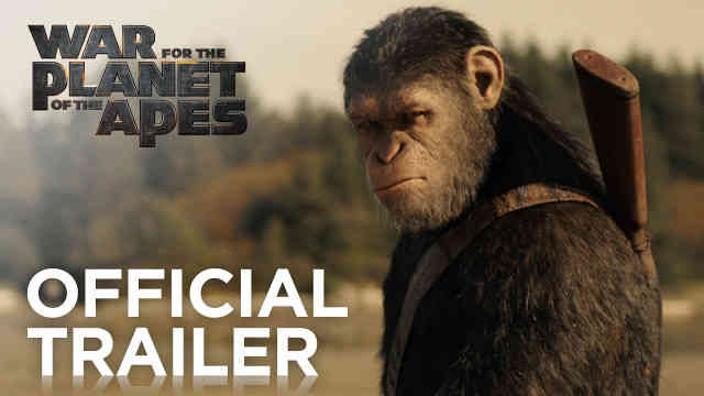 War for the Planet of the Apes Trailer Reaction