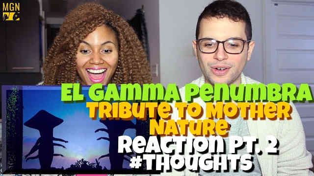 El Gamma Penumbra – Tribute To Mother Nature   Asia's Got Talent Reaction Pt.1 #Thoughts