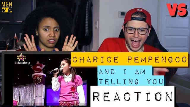 Charice Pempengco – And I Am Telling You – VS – Reaction