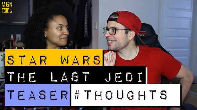 Star Wars: The Last Jedi Official Teaser #Thoughts