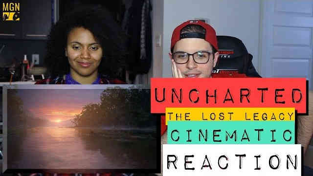 UNCHARTED: The Lost Legacy – Riverboat Revelation Cinematic Reaction