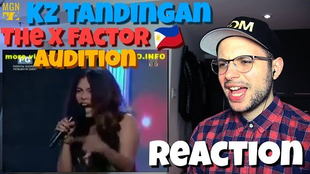 KZ Tandingan – The X Factor Philippines 2012 Audition   REACTION