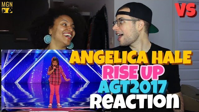 Angelica Hale – Rise Up (Andra Day)   America's Got Talent 2017   VS   REACTION