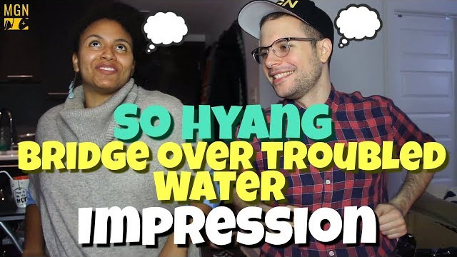 So Hyang – Bridge Over Troubled Water   IMPRESSION