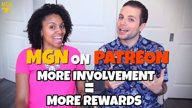 How To Get Rewards & Be More Involved With MGN Through Patreon