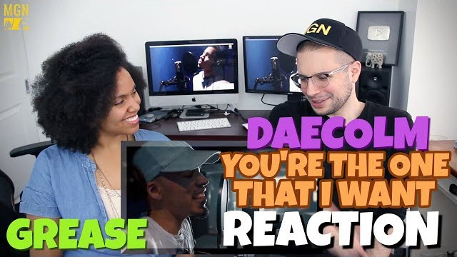 Daecolm – You're the One That I Want | Grease | Cover | REACTION