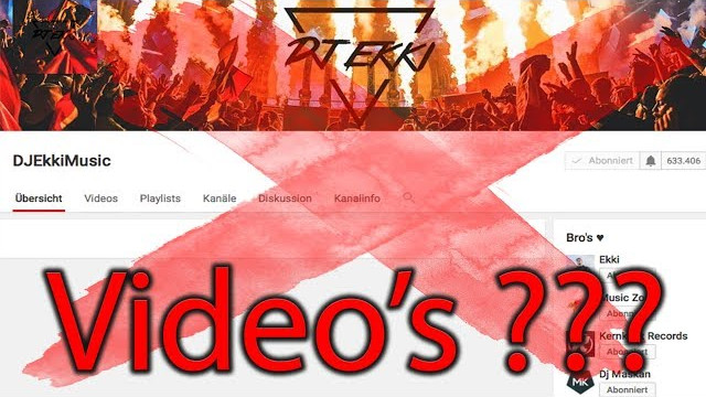 VIDEOS DELETED? | CHANNEL DESTROYED! | Statement!