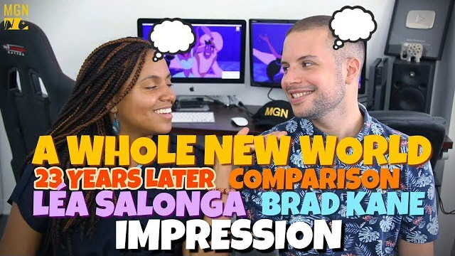 A Whole New World | After 23 Years | Aladdin | IMPRESSION