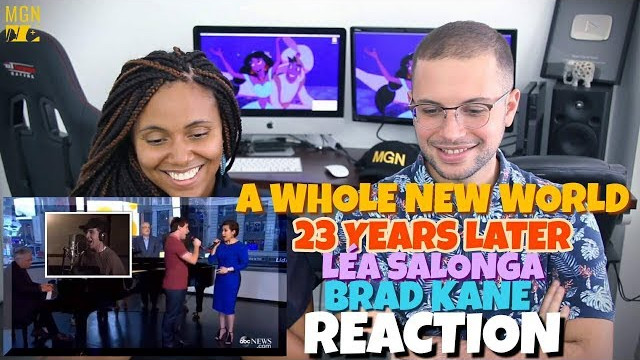 A Whole New World | After 23 Years | Aladdin | REACTION